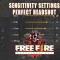 Free Fire Sensitivity Settings For Perfect Headshot